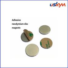 Aimant permanent de néodyme à adhésif de 3 m