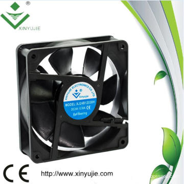 Factory Sales 120mm 120*120*38 High Air Flow Laser Device DC Fan