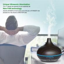 400ml Romantic LED Lights Oil Aroma Diffuser Speaker