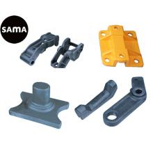 Stahl-Präzisions-Feinguss für den landwirtschaftlichen, Maschinenbau-Teil