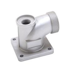 Junção de tubo de fundição em alumínio