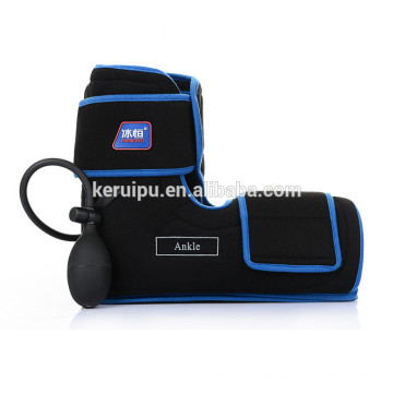 2 Hour cooling retention air compression sleeve therapy system