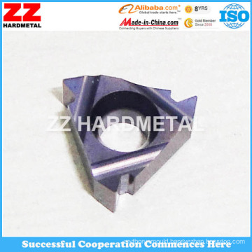 Thread Carbide Inserts for Steel Cutting