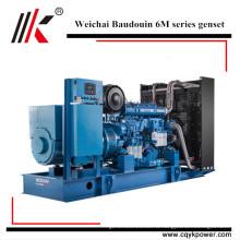 Двигатель weichai 360 кВт 400 кВт 500 кВт 600 кВт 720kw генератора 800kw 900 кВт 1000 кВт дизельный генератор Бодуэн комплект