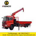 10t Truck with Crane with Howo Chassis