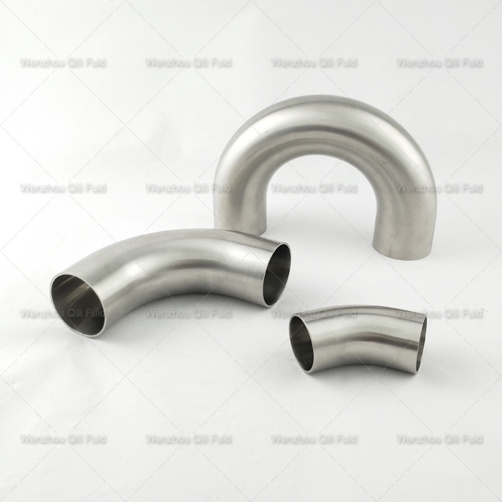 sanitary stainless steel elbow x14