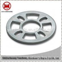 china supplier aluminum die casting for construction industry