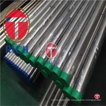 TORICH Seamless para tubos de aço inoxidável de transporte fliuid