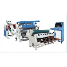 RXJ-1600 Vacuum single face corrugated board making machine