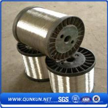 Alambre de lazo del acero inoxidable del calibrador 16 de la fábrica de China