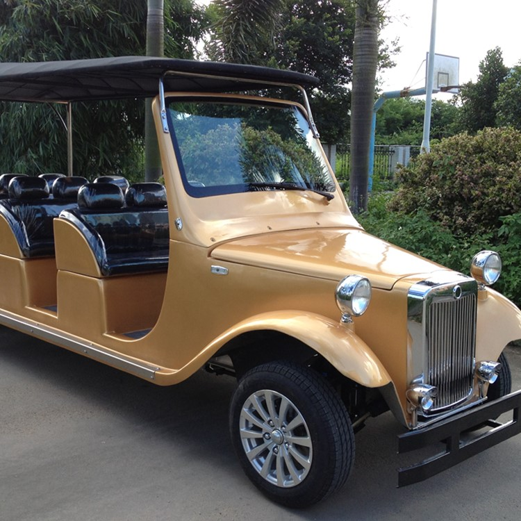 Gas powered golf classic cart for sale