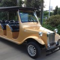 12 Seats Classic Car ce approved