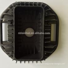 Usinage CNC de haute qualité forgeant le dissipateur thermique en aluminium