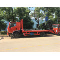 Sinotruk 8tons One-to-two Equipment Towing Truck