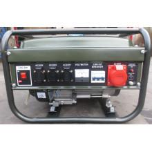 Gerador verde HH2800-B04 da gasolina do exército (2KW-2.8KW)