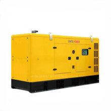 100kVA Soundproof Type Lovol Diesel Engine Genernator Set