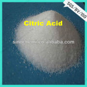 30-100 mesh Food Additive citric acid powder