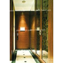 Стеновая панель из массивной древесины для мебели для гостиниц (EMT-F1212)