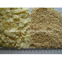 Dehydrate Garlic Flakes and Granules 8-16mesh Grade a