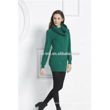 Suéteres de invierno del suéter del último de China alibaba para las muchachas