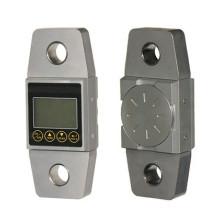 Dinamómetro CE y grúa