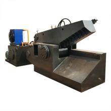 Machine de cisaillement hydraulique automatique des barres d'armature en acier métallique