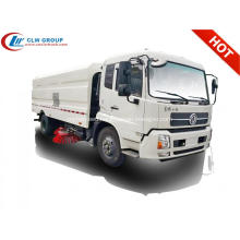 HOT Dongfeng luxurious 12cbm road street sweeper truck