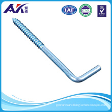 Zinc Plated, Brass Plated, Nickle Plated I Type Screw Hook