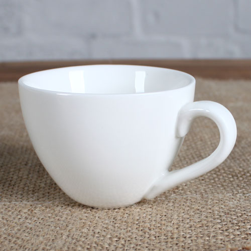 Magnesia 3 oz cup and saucer
