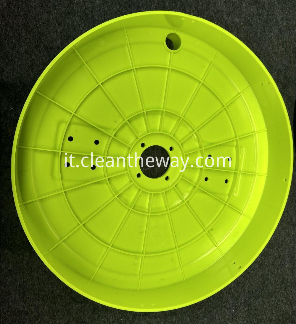 "20"" Plastic Deck / Shroud for Surface Cleaner"