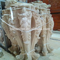unfinished rubber wood table legs wood furniture leg