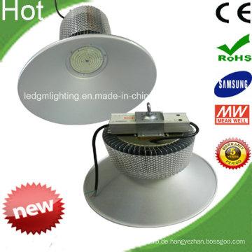 150W Aluminium Vordach SMD LED High Bay Light mit CER und RoHS