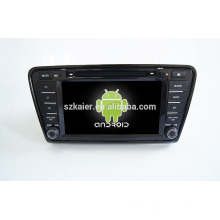 car dvd player for Volkswagen-Skoda/A7 Octavia 2014