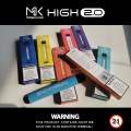 Großhandel Fabrikpreise Maskking High2.0 Einweg-Pod