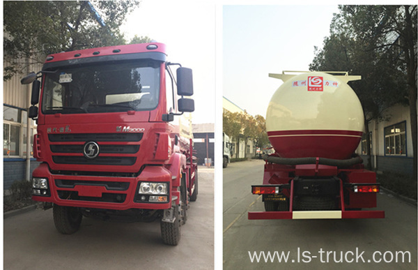 Heavy Duty Shacman 8X4 20m³ Bulk Cement Truck