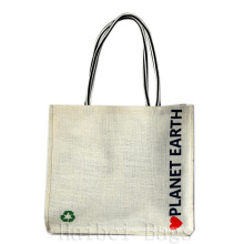 Strong Hygroscopicity Jute Shopping Bags (hbjh-5)