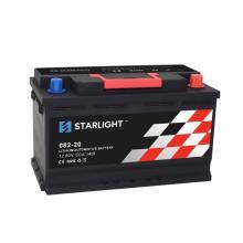 LiFePO4 12.8V 082-20 Schwarze Autolithiumbatterie