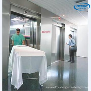 Elevador de cama de hospital médico estándar interior de 1600 kg