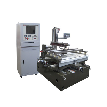 Экономичная машина для резки проволоки с ЧПУ (серия SJ / DK7732)