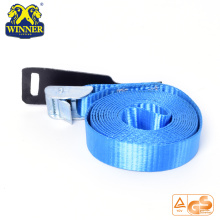 Metal Buckle Ratchet Strap Assembly and Carga Lashing Belt
