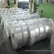 8011 O tiras de aluminio templado