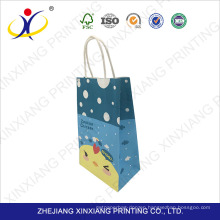 Custom Logo Printed China Gift Paper Bag Manufactures