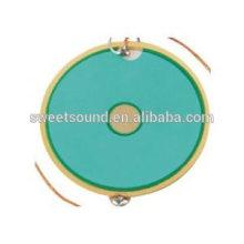 31mm 2.3kHz alarma piezo disco piezoeléctrico elemento cerámico
