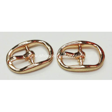 Metal Pin Buckles for Shoes or Handbags, Cheaper Shoe Pin Buckles