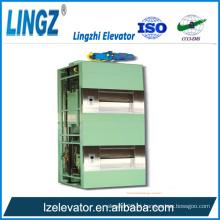 Elevador de alimentos com marca Lingz