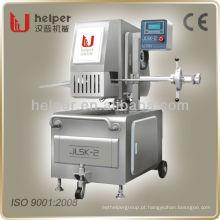 Hot-sale Máquina de corte de alumínio duplo para fábrica de salsicha