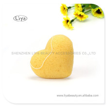 Promotional Natural Facial Sponge for Christmas Gift
