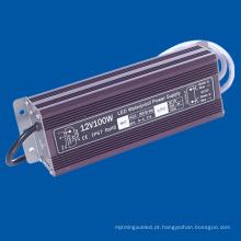 100W DC12V LED LED Driver LED 12V Fonte de Alimentação