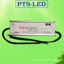 IP65 Alta PF LED potencia suministro controlador con el Ce RoHS certificado