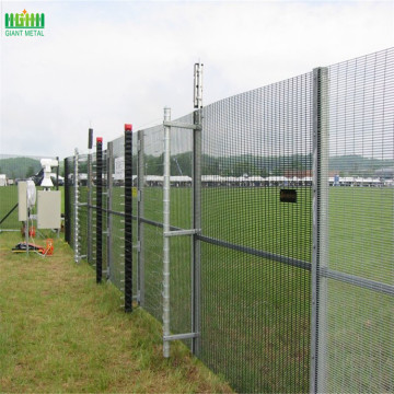 commercial+security+fence